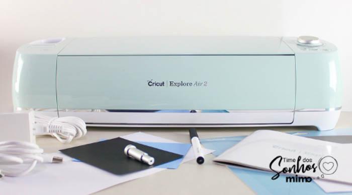 Cricut Maker ou Cricut Explore 2 - Qual a Melhor Plotter de Recorte - Equipamentos e Suprimentos Cricut