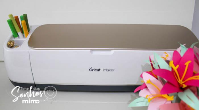 Cricut Maker ou Cricut Explore 2 - Qual a Melhor Plotter de Recorte - Máquina Cricut Maker