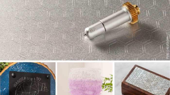 Cricut Maker ou Cricut Explore 2 - Qual a Melhor Plotter de Recorte - Lâminas de corte Cricut