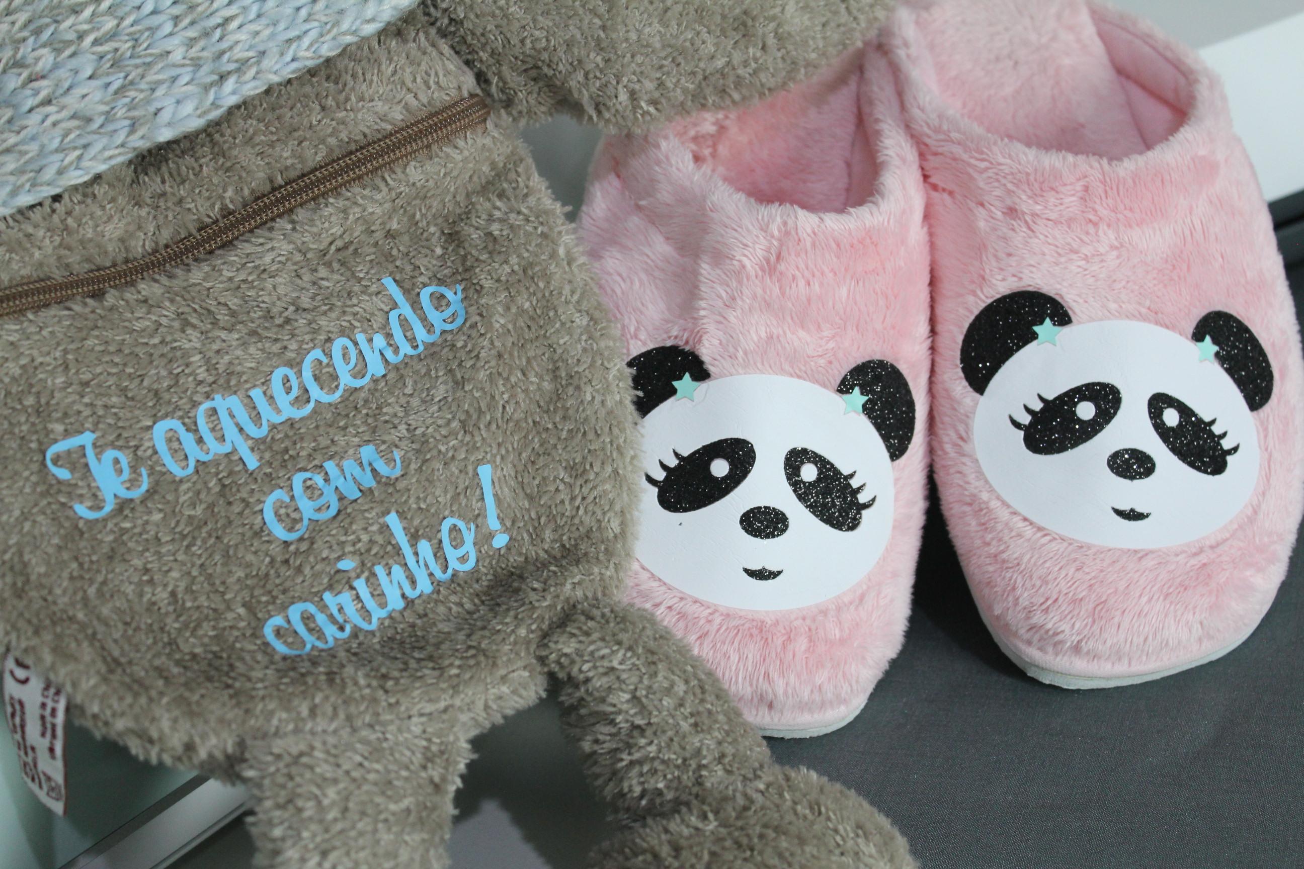 Como personalizar objetos de pelúcia? - sapato personalizado