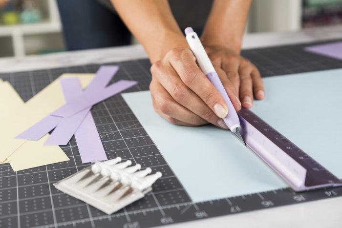 Papelaria personalizada: Materiais para iniciar - régua para papelaria