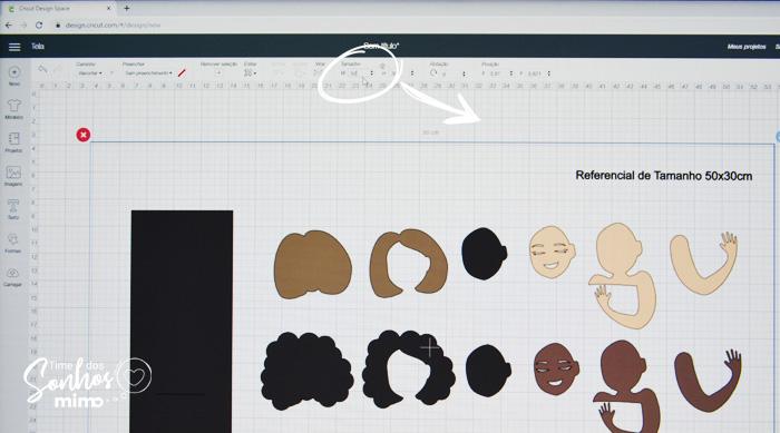 Marcador de Página Personalizado - Outubro Rosa - passo a passo