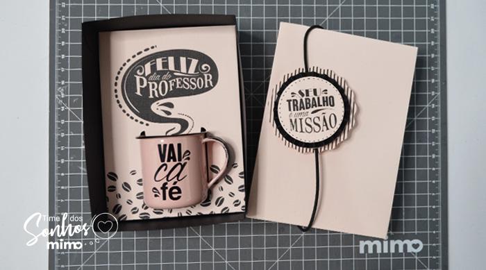 Como Fazer Xícara Personalizada - Lembrancinha Dia dos Professores