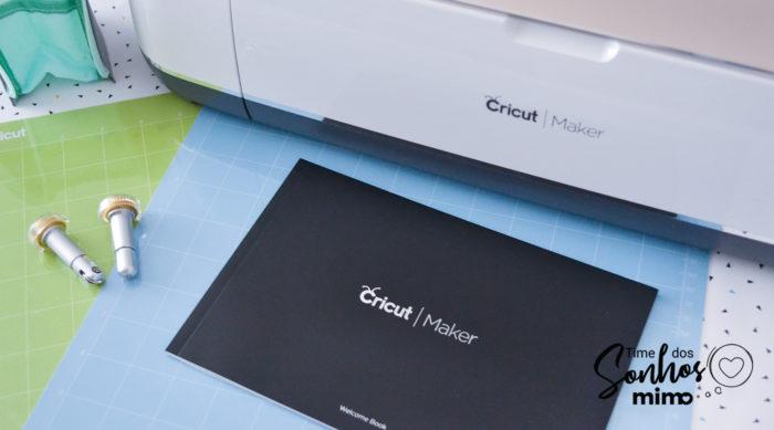 Cricut Maker: O Guia Completo - lâminas cricut