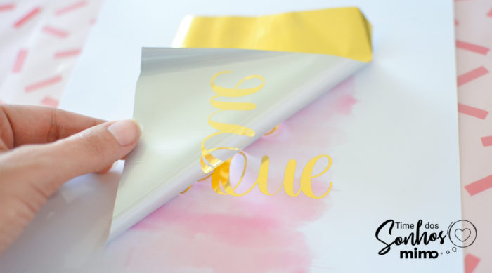 Hot Stamping: Como Fazer Efeito Metálico - Mimo Stamping