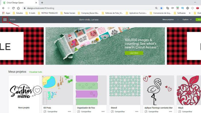 Design Space – Conheça a Comunidade Cricut - design space