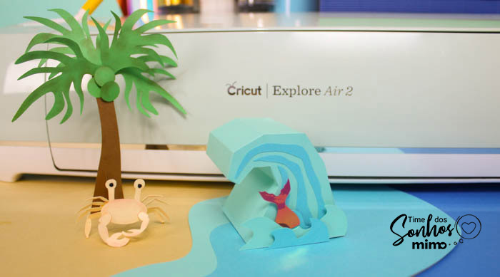 Cricut Explore Air 2: Máquina para Scrapbook