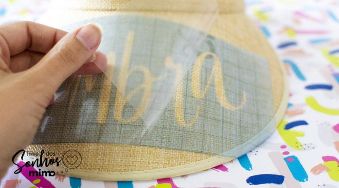 Estamparia: Como Usar Stencil para Pintura em Tecido