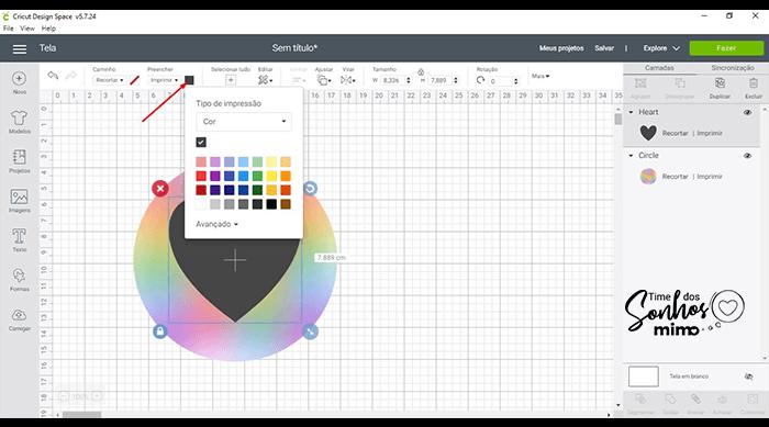 Como Fazer Print and Cut Perfeito