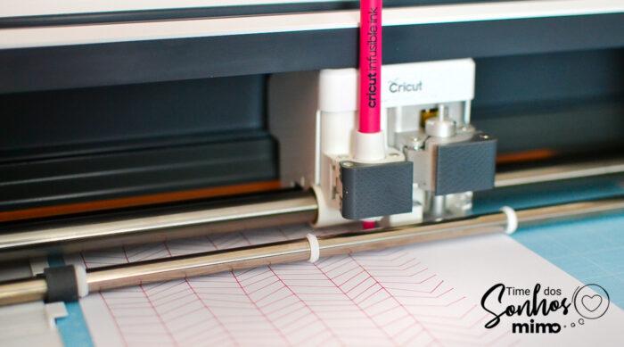 Comece a fazer os desenhos com as Canetas Infusible Ink na Cricut Maker