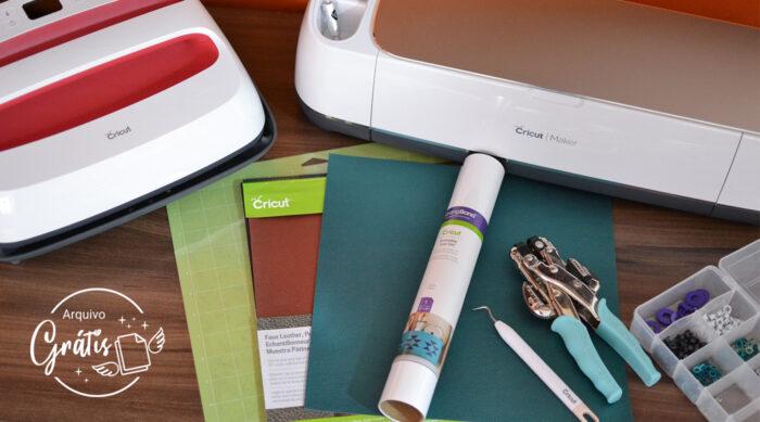 Lista de Materiais para fazer o Marcador de Livro Personalizado
