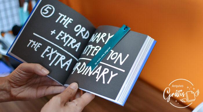 Agora, você e seus clientes já podem marcar as pausas nas leituras com muito estilo