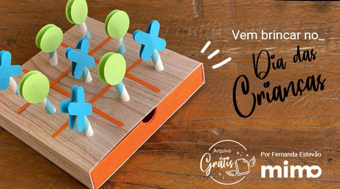 Produtos Personalizados para Vender - Dia das Crianças