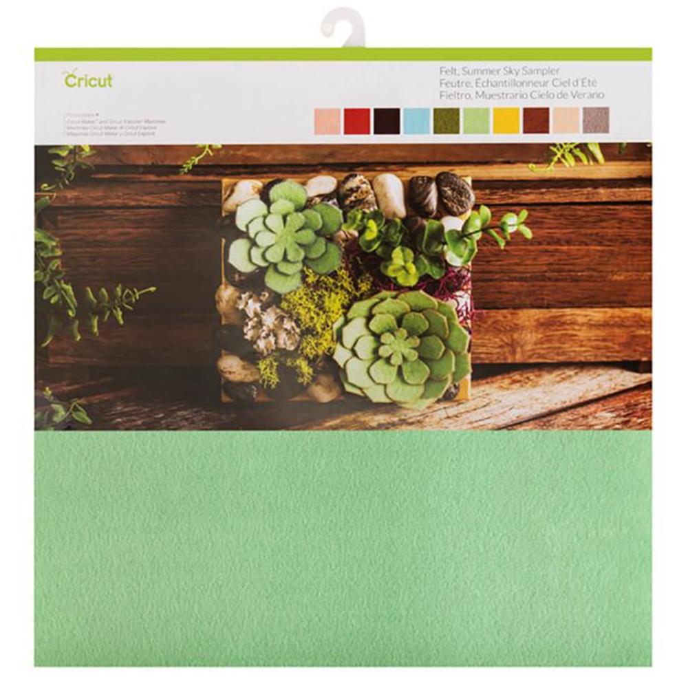 Loja Mimo Crafts vende Kit Feltro Summer Sky Cricut