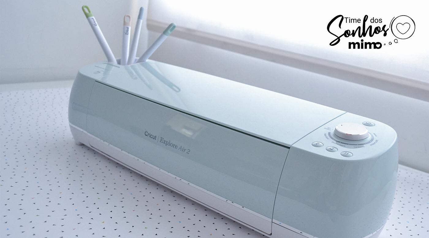 Conheça a Cricut Explore Air 2 - Máquina de Fazer Lembrancinhas Personalizadas