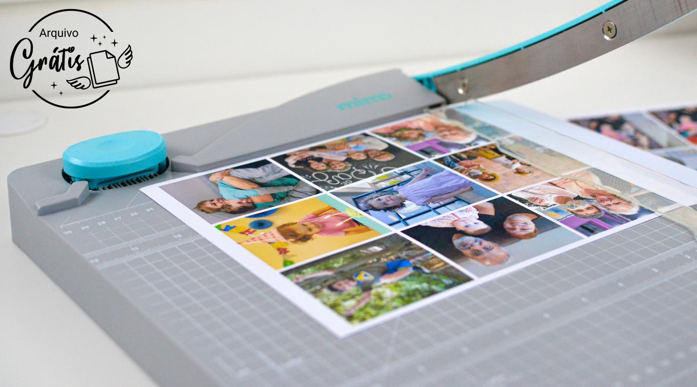 Montagem das Fotos do Projeto
