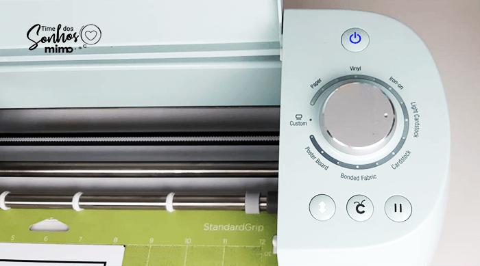 Cricut Explore Air - Print and Cut na Cricut