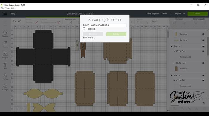 Arquivo Design Space - Print and Cut na Cricut