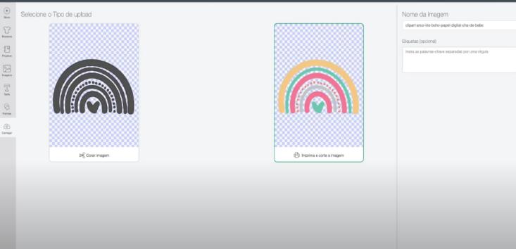 Configurando Imagem no DS
