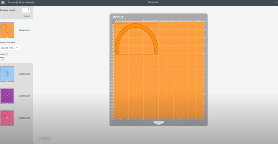 Cricut Design Space - Como Usar Imagens e Padrões de Preenchimento